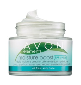 avon elements moisture boost daily
