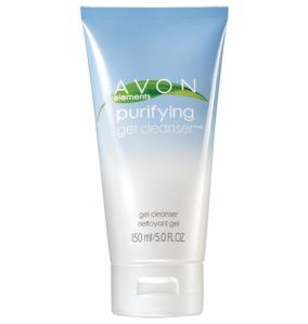 avon purifying gel cleanser