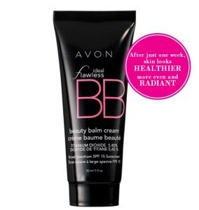 Avon Ideal Flawless BB Beauty Balm Cream